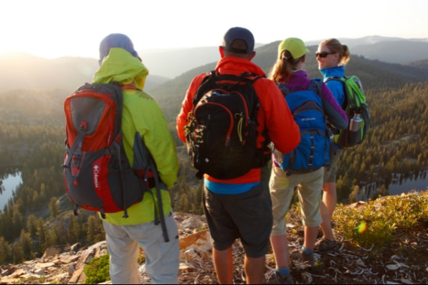 Hiking with Southern Yosemite Mountain Guides
