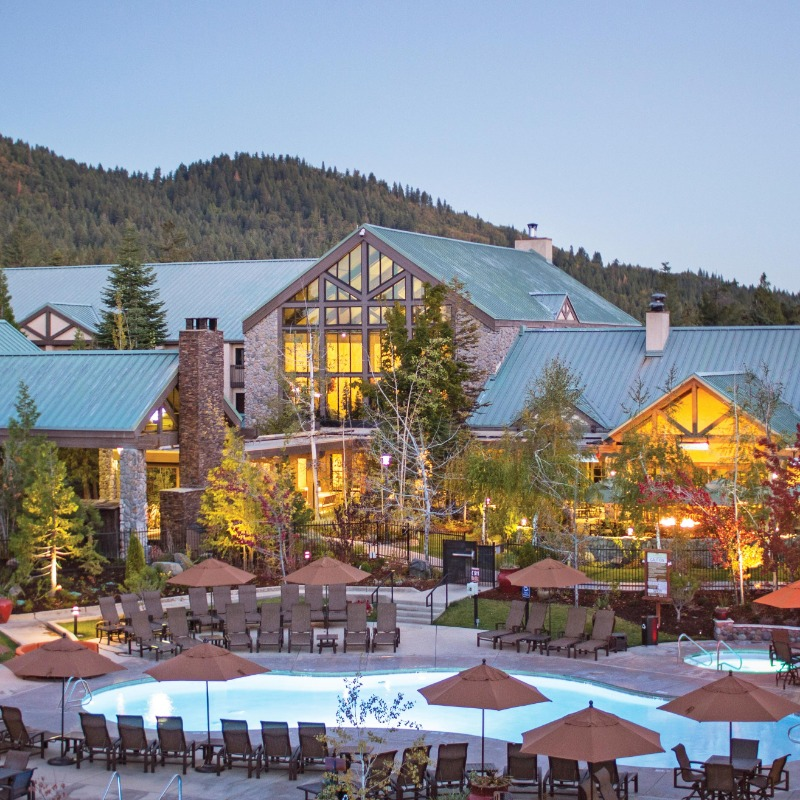 Tenaya Lodge: Stay Just Minutes From Yosemite. Hotels, Lodges, Cabins