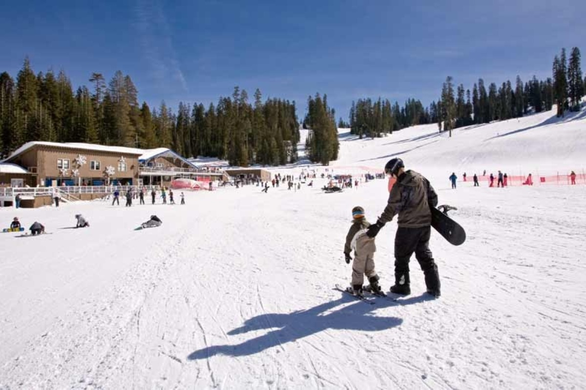 Badger Pass Ski Resort