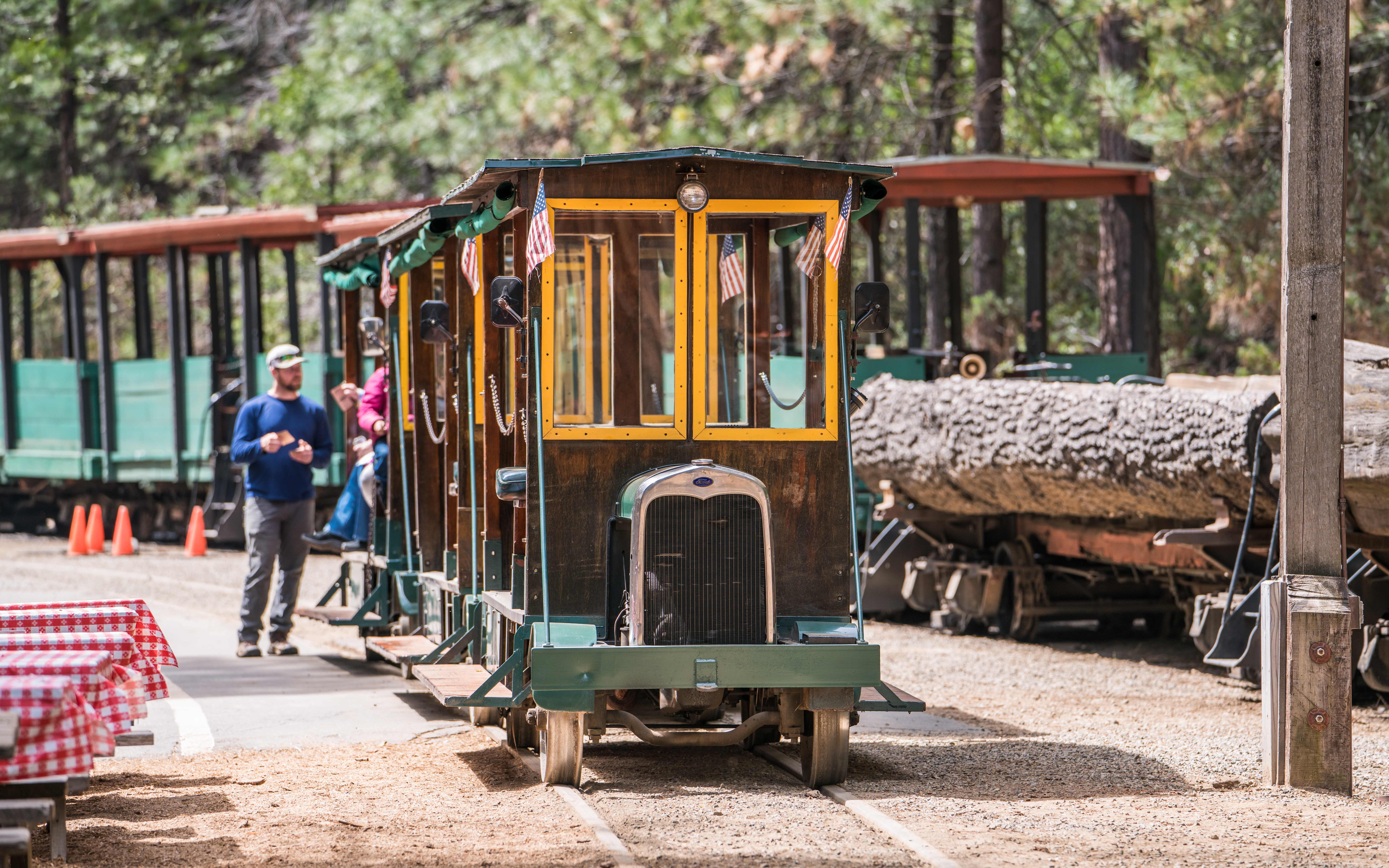 Jenny Railcars