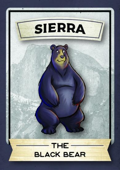 Sierra Trading Card