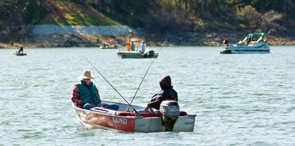 Bass Lake Fishing Derby