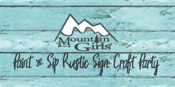 Rustic Farmhouse Style Sign Workshop   yosemitethisyear com