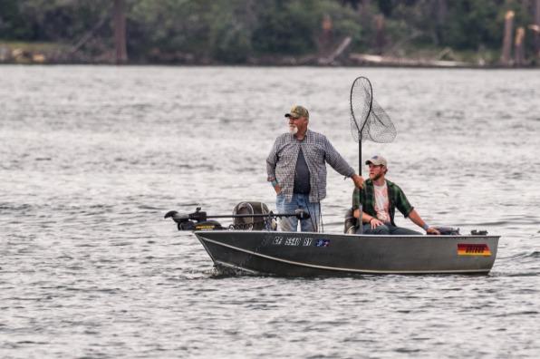 Bass Lake, Bass Lake Fishing Derby, Fishing, Bass Lake Chamber