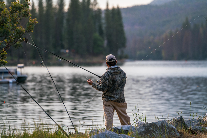 Fishing, Bass Lake Fishing Derby