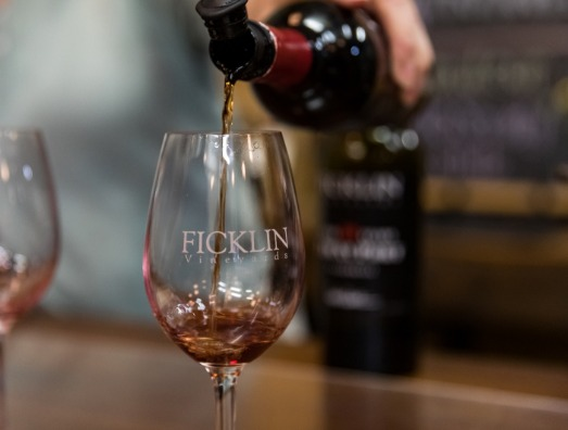 Ficklin Vineyards along the Madera Wine Trail
