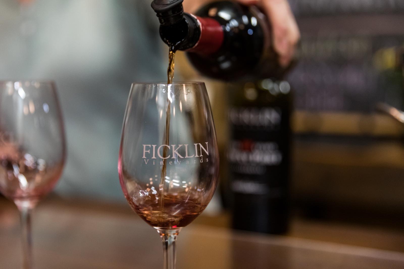 Ficklin Vineyards along the Madera Wine Trail