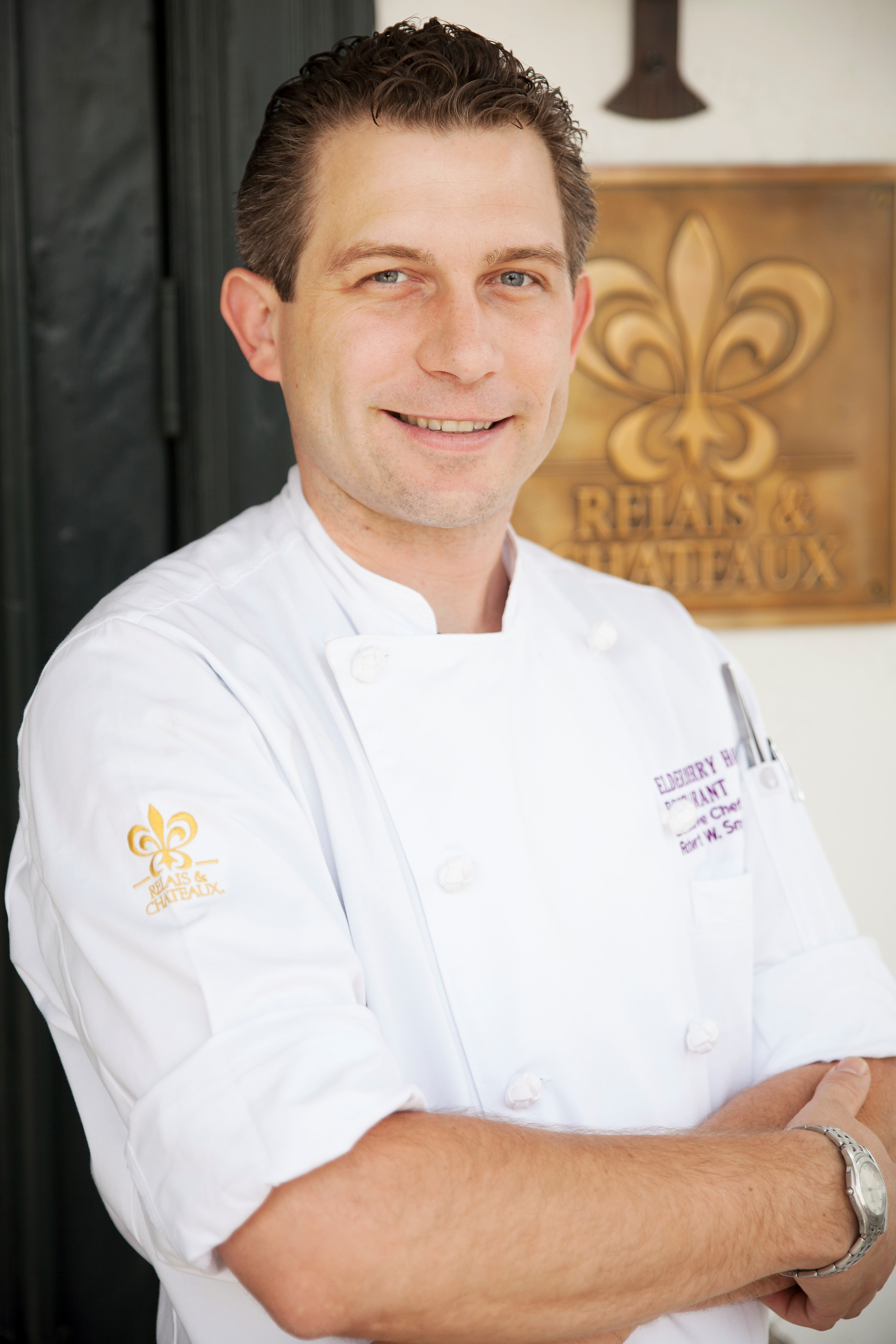 Chef Robert Snyder III, Ernas Elderberry House Restaurant