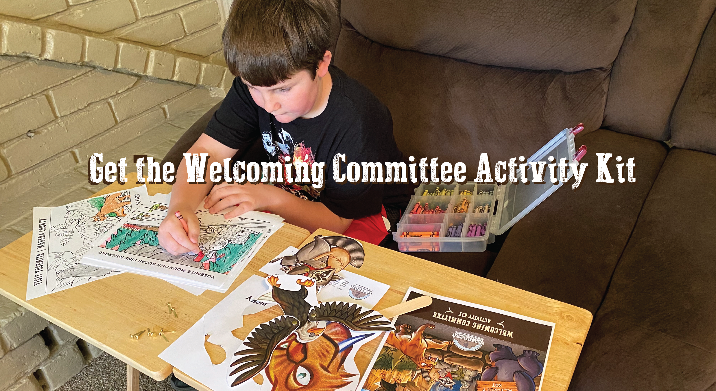 Welcoming Committee Activity Kit