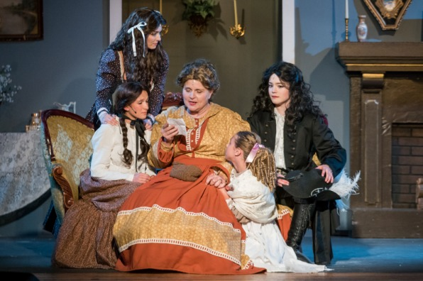 """""""Little Women the Musical"""" at the Golden Chain Theatre"""