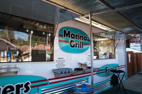 Marina Bar and Grill