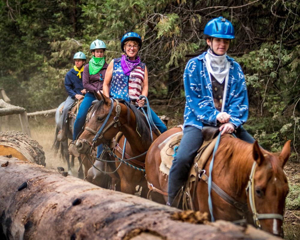 Yosemite Trails Horseback Adventures   yosemitethisyear.com