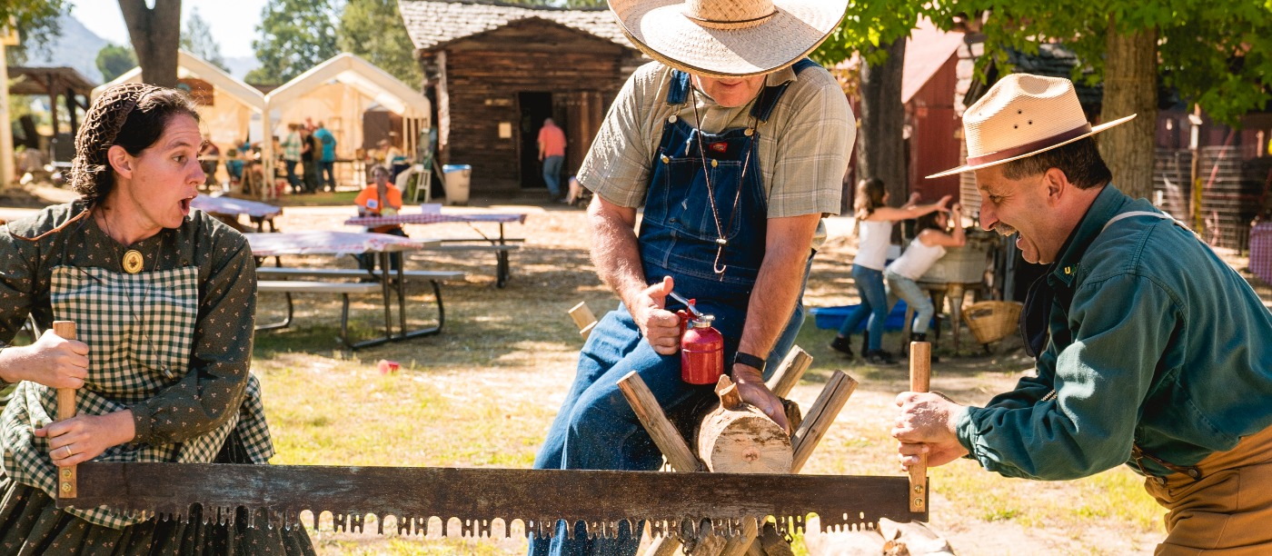 Heritage Days at Fresno Flats Historic Park