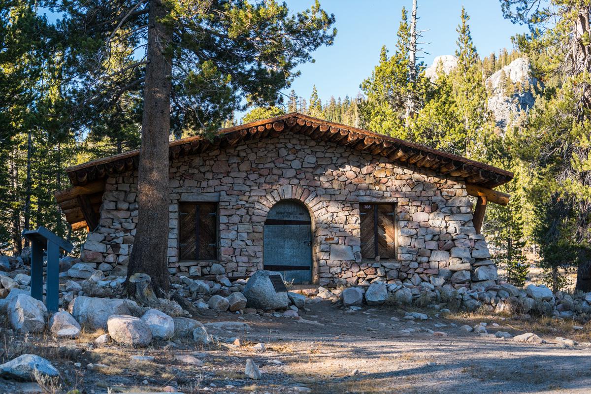 Parsons Memorial Lodge - Yosemite - Tuolumne Meadows