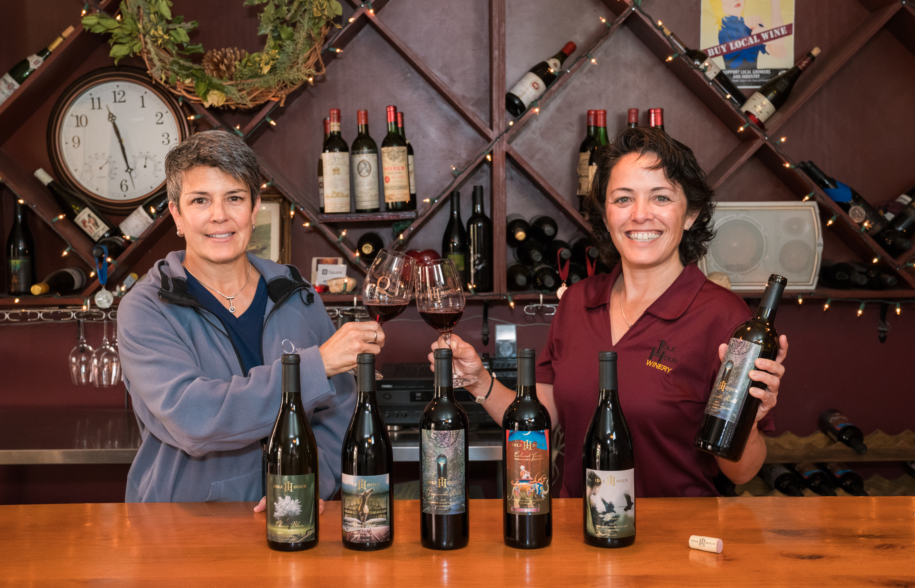 Idle Hour Winery Oakhurst CA