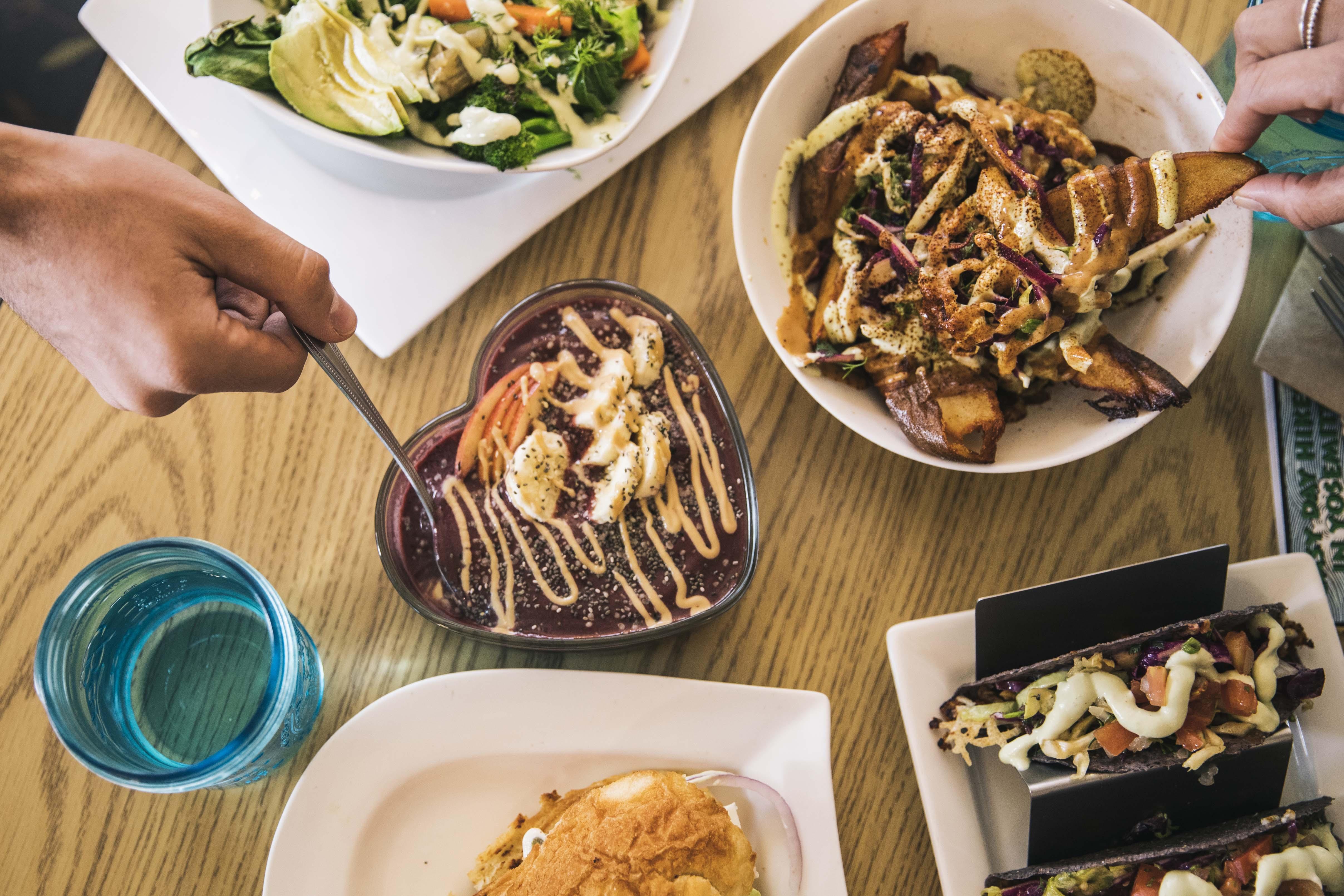 Love Cafe Vegan Food