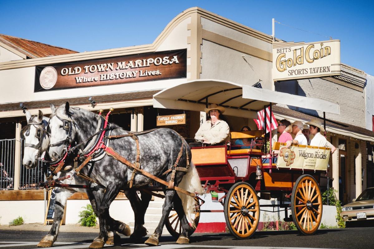 Old Town Mariposa
