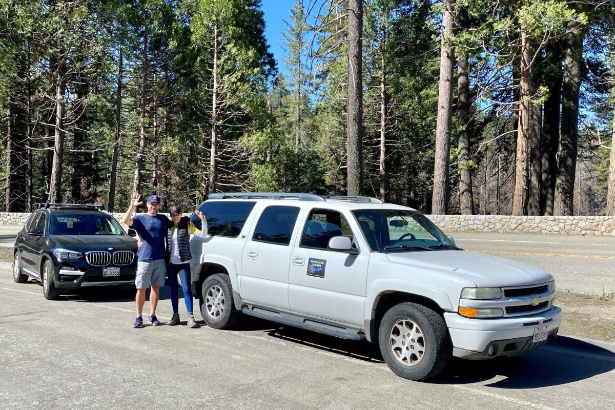 Photo Safari Tour Yosemite Oakhurst