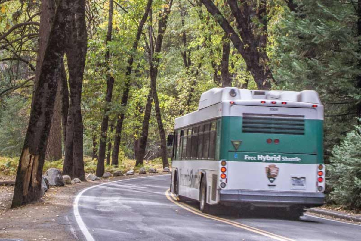 Yosemite Valley Shuttle