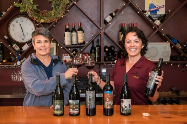 Idle Hour Winery and Kitchen Oakhurst CA