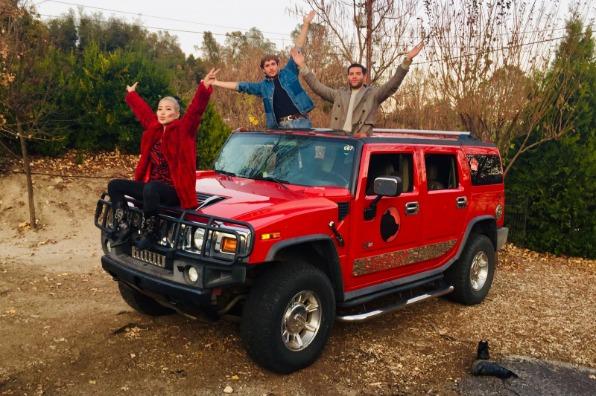 Crossroads Tours Hummer