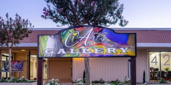 Madera County Arts Council Gallery