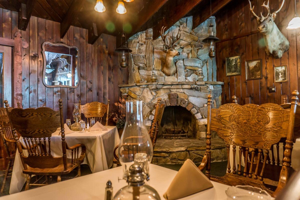 Narrow Gauge Inn Dining Hall and Buffalo Bar