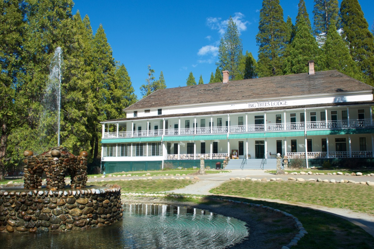 Stay and Dine at the Historic Wawona Hotel