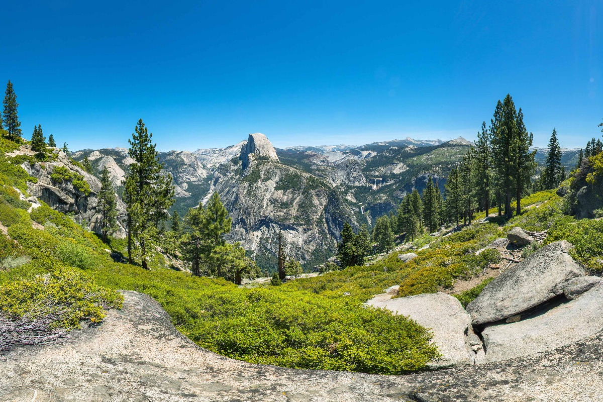 Glacier Point Panoramic