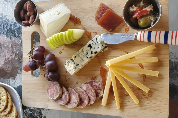 Idle Hour Winery & Kitchen Charcuterie Board
