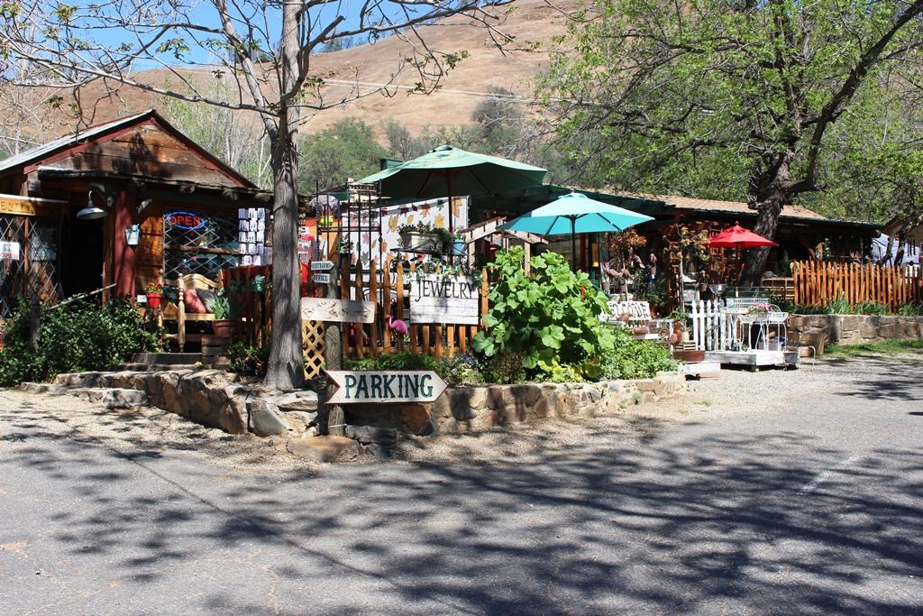 Coarsegold Historic Village shops