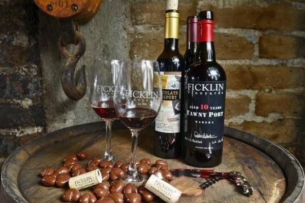 Ficklin Vineyards Tawny Port