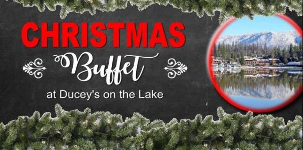 Buffet On Christmas Day 2020 Christmas Day Buffet At Bass Lake | yosemitethisyear.com