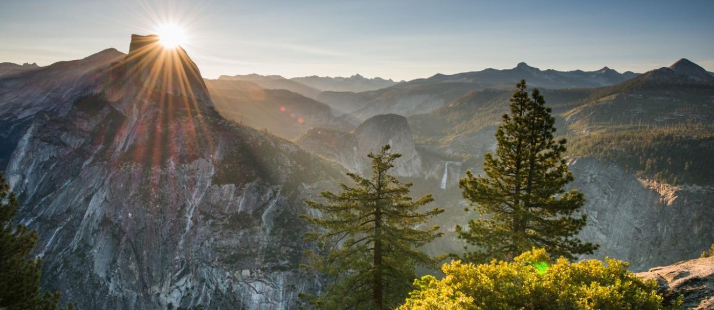 Glacier Point Yosemite National Park