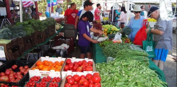Bass Lake Farmers Market