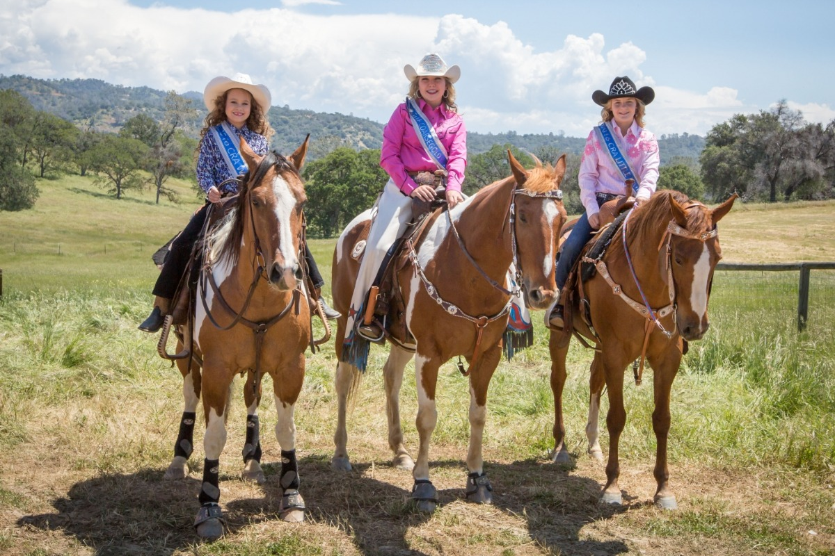 Coarsegold Rodeo, Rodeo Royalty, Western