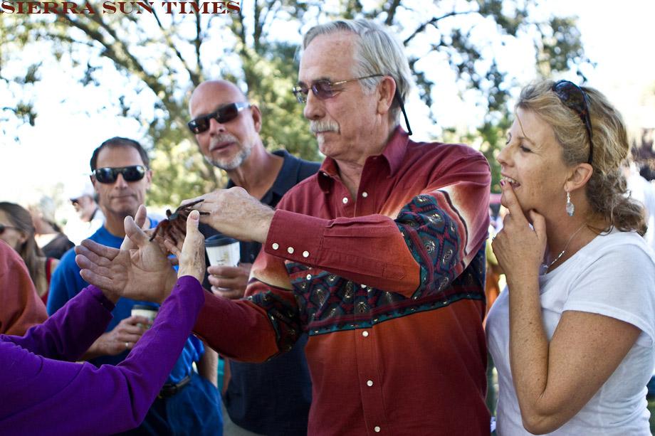 Tom Wheeler, tarantula, festival, Coarsegold